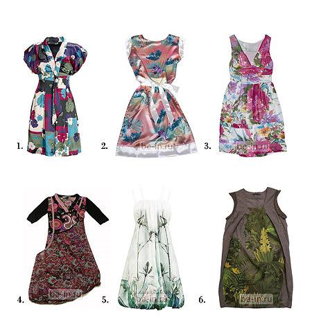 Тенденции моды. Модные платья зимы 2009-2010 в магазинах одежды Москвы