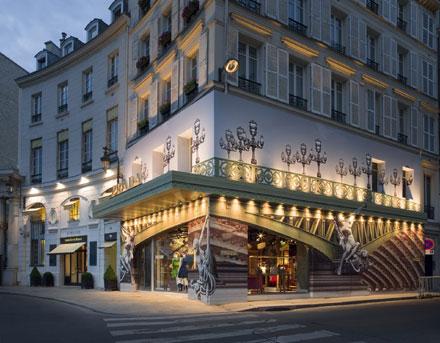 Prada Temporary Store Paris