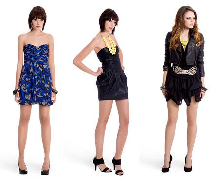 Современные модники в новой модификации стиля Диско.