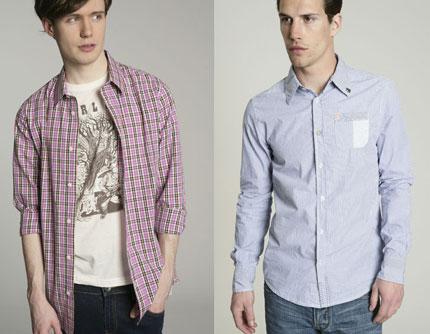 одежда. Лето 2009. Мужские рубашки