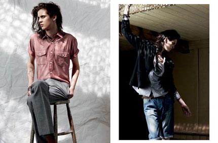 Мода 2009. Одежда для мужчин