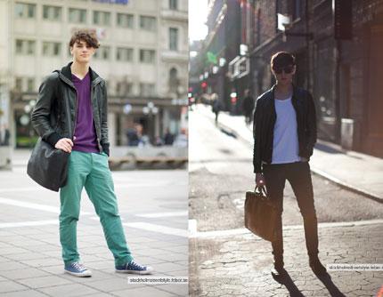 Классическая модная одежда для мужчин