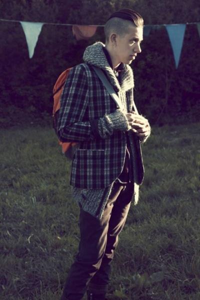 Topman lookbook autumn 2009