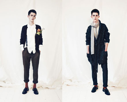 Topman lookbook autumn 2009