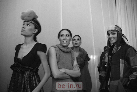 garderobe 2009. Санкт-Петербург. Манеж Кадетского Корпуса