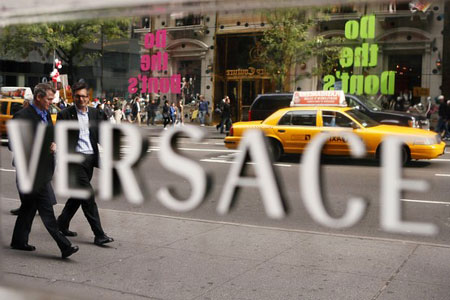 Versace Boutique New York