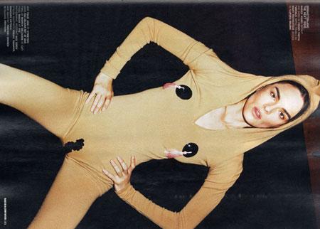 Тенденции моды 2009: новая война