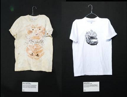 Белая футболка: проект