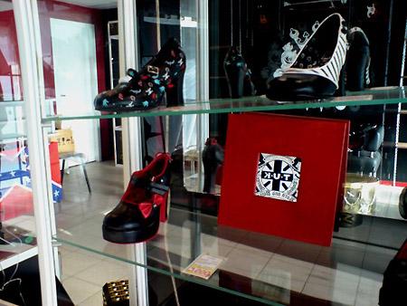 Обувь TUK