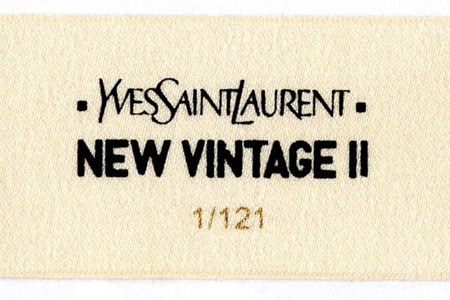 Yves Saint Laurent New Vintage