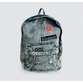 рюкзак из брезент