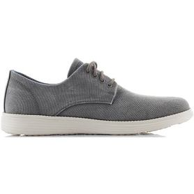 Кеды мужские Skechers Plain Toe Canvas Lace Up Skechers