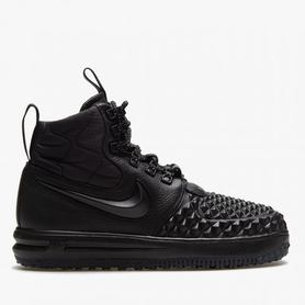 Женские кроссовки Lunar Force 1 Duckboot Black/White/Black Nike