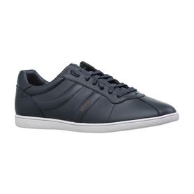 Кеды Rumba Tennis Sneaker in Nappa Leather Hugo Boss