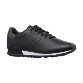 Кроссовки Parkour Running Retro Sneakers in Leather Hugo Boss