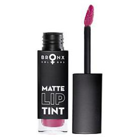 BRONX COLORS Матовый тинт для губ Matte Lip Tint RED WINE, 5 мл Bronx Colors