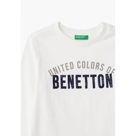 Лонгслив United Colors of Benetton United Colors Of Benetton