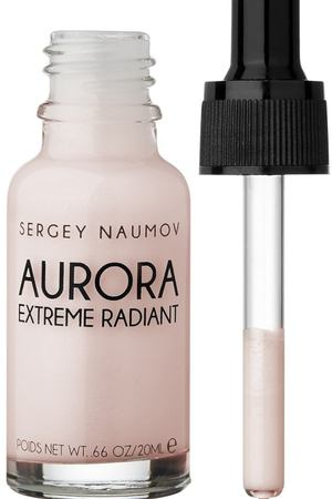 Хайлайтер Aurora Extreme Radiant Rose Nacre, 20ml