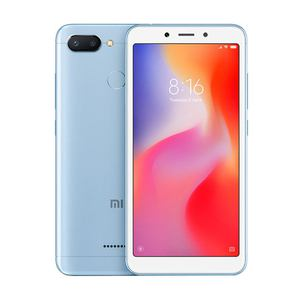 Смартфон Xiaomi Redmi 6 3/32GB blue Xiaomi