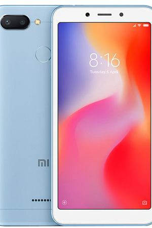 Смартфон Xiaomi Redmi 6 3/32GB blue