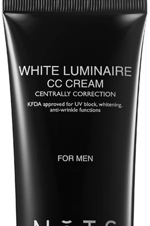 CC крем мужской SPF25 / CC Cream for men SPF25 White Luminaire, 45 ml