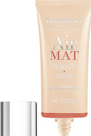 BOURJOIS Тональный крем AIR MAT-FOUND DE TEINT № 3 BEIGE CLAIR 30 мл