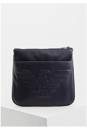 dc050ee2f058 Купить мужские сумки через плечо, сумки-мессенджеры Emporio Armani в ...