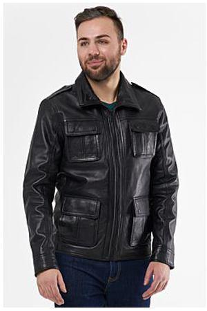 de80e8e0348a9 Цены на мужские кожаные куртки и магазины, где можно купить в МЦ ...