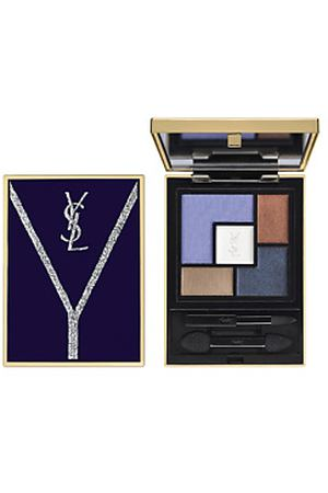 YSL Палетка теней Couture Palette Collector Fall Look 2018 Yconic Purple, 5 г