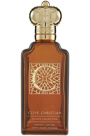 Духи C Woody Leather Masculine Clive Christian