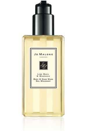 JO MALONE LONDON Гель для душа Lime Basil & Mandarin Body & Hand Wash
