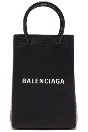Сумка-пакет мини-формата Shopping Phone Holder Balenciaga