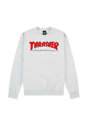 Свитшот Thrasher Outlined Crewneck