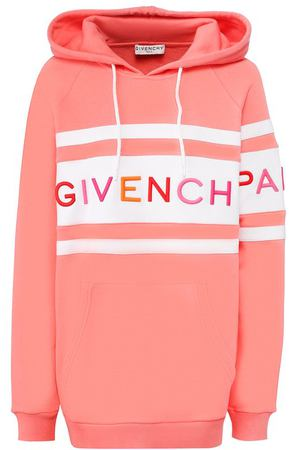 Хлопковое худи Givenchy