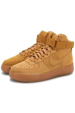 Замшевые кеды Nike Air Force 1 High LV8 3 Nike