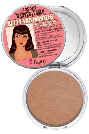 THEBALM Хайлайтер Betty-Lou Manizer