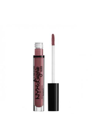 NYX PROFESSIONAL MAKEUP Блеск для губ Lip Lingerie Gloss - Honeymoon 07