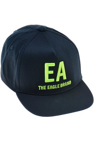 "Бейсболка с вышитым логотипом ""EA The Eagle Brand"" Emporio Armani детская"