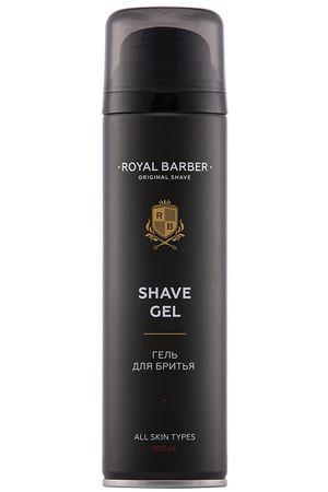 ROYAL BARBER Гель для бритья