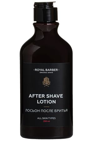 ROYAL BARBER Лосьон после бритья