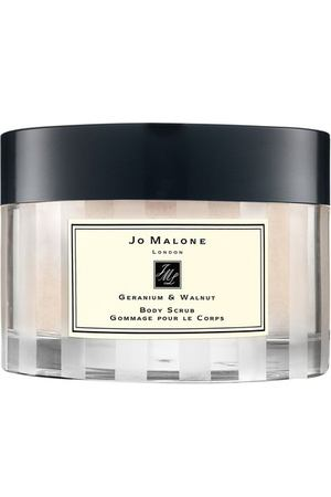 Скраб для тела Geranium & Walnut Jo Malone London