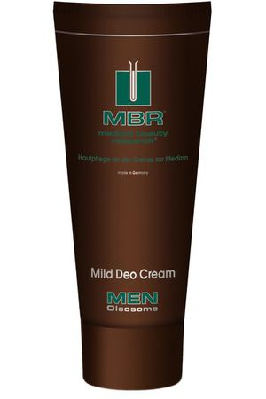 Крем дезодорант Men Oleosome Mild Deo Cream Medical Beauty Research