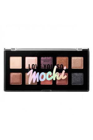 NYX PROFESSIONAL MAKEUP Палетка теней Love You So Mochi Eyeshadow Palette - Sleek And Chic 02