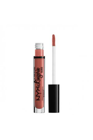 NYX PROFESSIONAL MAKEUP Блеск для губ Lip Lingerie Gloss - Bare With Me 03