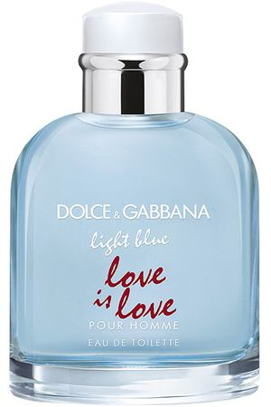 DOLCE&GABBANA Light Blue Love is Love Eau de Toilette Pour Homme