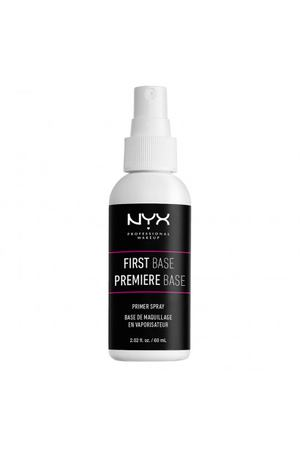 NYX PROFESSIONAL MAKEUP Спрей-праймер для лица First Base Makeup Primer Spray 01