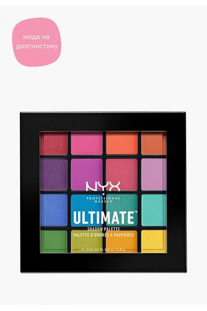 Палетка для глаз Nyx Professional Makeup