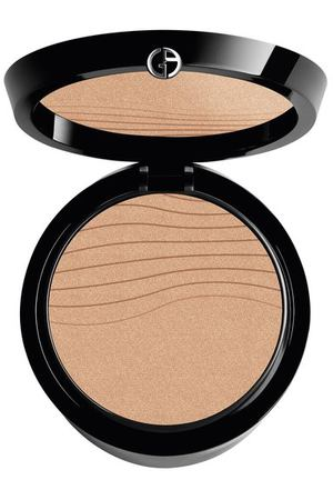 Компактная пудра Luminous Silk Glow Fusion Powder, 4 Giorgio Armani
