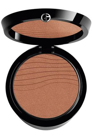 Компактная пудра Luminous Silk Glow Fusion Powder, 8 Giorgio Armani