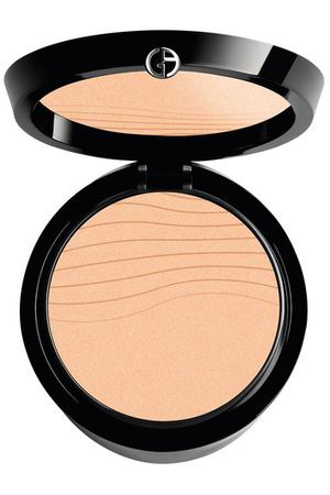 Компактная пудра Luminous Silk Glow Fusion Powder, 3 Giorgio Armani